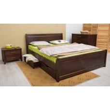 Кровать Микс Мебель Сити (c ящиками)