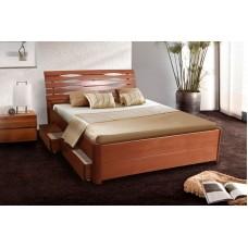 Кровать Микс Мебель Мария-Люкс (с ящиками)