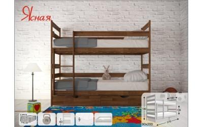Кровать Олимп (ТМ Аурель) Ясная