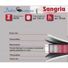 Матрас Сангрия / Sangria