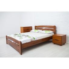 Кровать Олимп (ТМ Аурель) Нова с изножьем