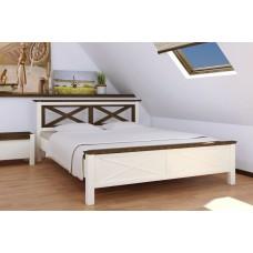 Кровать Микс Мебель Нормандия (сосна)