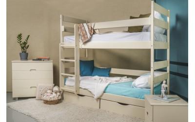 Кровать Микс Мебель Ясна (двухъярусная)