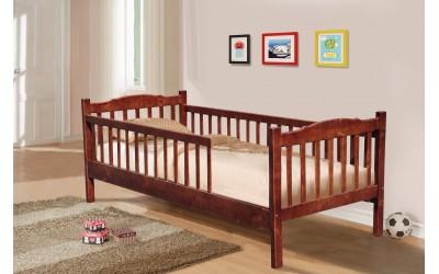Кровать Микс Мебель Юниор (с защитной планкой и ящиками)