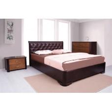 Кровать Микс Мебель Ассоль (ромбы, с подъемной рамой)