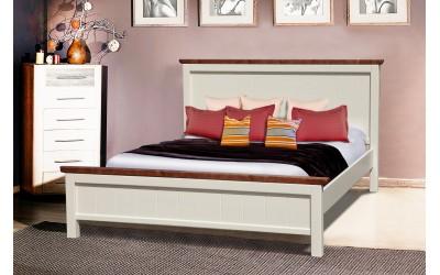 Кровать Микс Мебель Беатрис ( сосна )