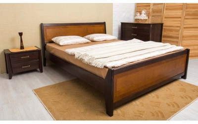 Кровать Микс Мебель Сити (c изножьем)