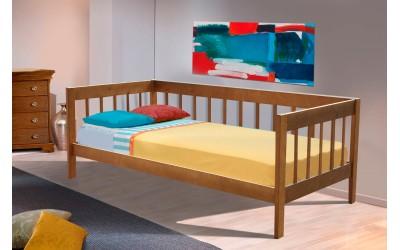 Кровать Микс Мебель Малибу (ольха)