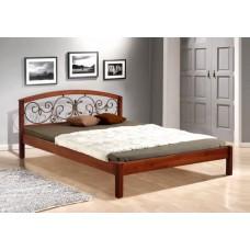 Кровать Микс Мебель Джульета (ольха)