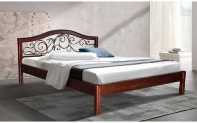 Кровать Микс Мебель Илона (ольха)