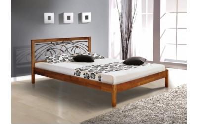 Кровать Микс Мебель Карина (ольха)