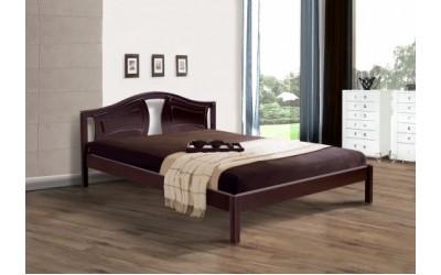 Кровать Микс Мебель Марго (ольха)