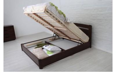 Кровать Микс Мебель Каролина (с подъемным механизмом)