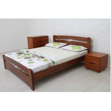 Кровать Микс Мебель Каролина (c изножъем)
