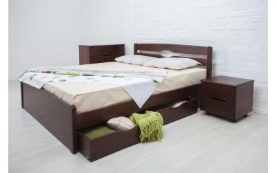 Кровать Олимп (ТМ Аурель) Лика Люкс с ящиками