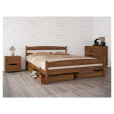 Кровать Олимп (ТМ Аурель) Лика с ящиками