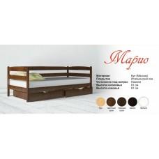 Кровать Олимп (ТМ Аурель) Марио с ящиками