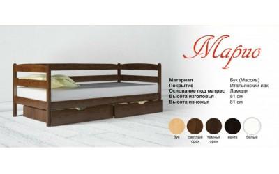Кровать Олимп (ТМ Аурель) Марио