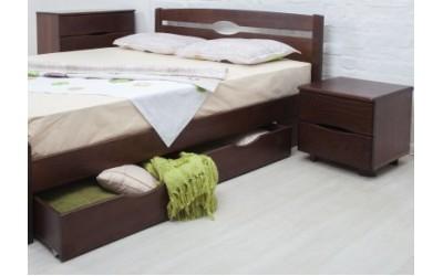 Кровать Олимп (ТМ Аурель) Нова с ящиками
