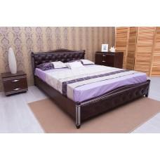 Кровать Олимп (ТМ Аурель) Прованс с мягкой спинкой