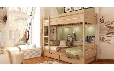 Кровать Эстелла Дуэт (Бук-еврощит)