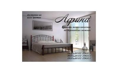 Кровать Метал-Дизайн Афина
