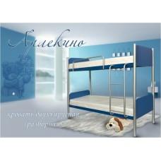Двухъярусная кровать Метал-Дизайн Арлекино