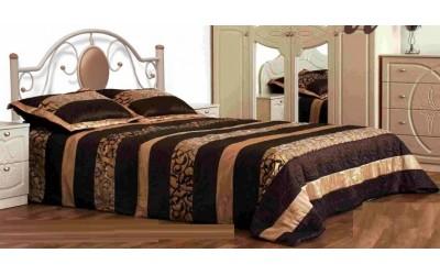 Кровать Метал-Дизайн Лаура